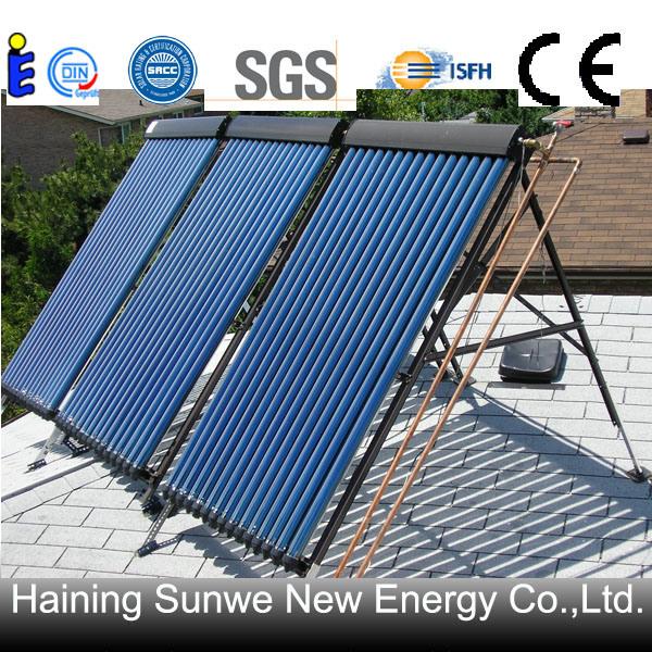 Colector solar de la calefacci n por aire colector solar - Calefaccion por aire ...