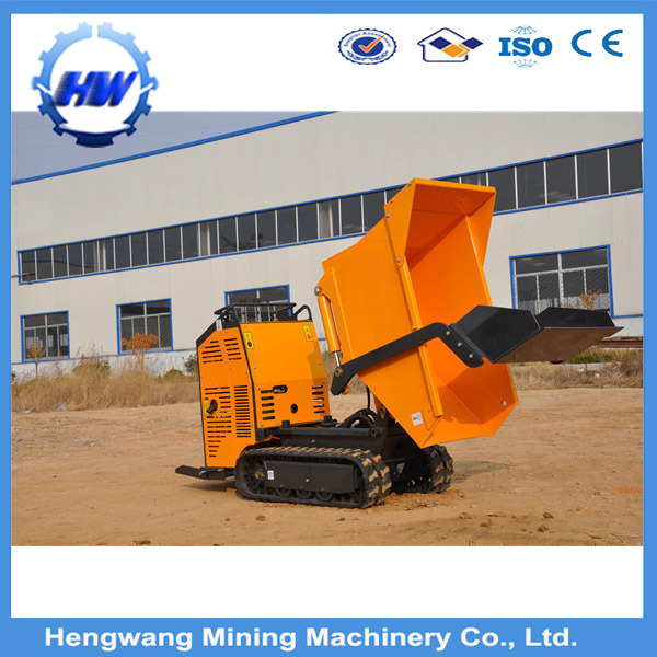 Construction Machine 2ton Small Wheel Loader with BV