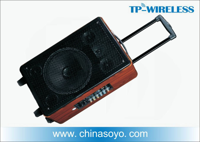 Rechargeable Portable Outdoor Speaker for Outdoor Teaching, Dancing and Picnic