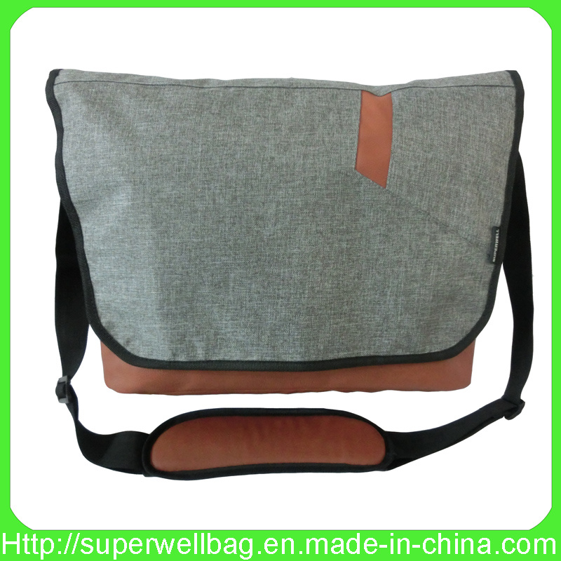 Popular Fashion Laptop Shoulder Bag Messenger Bag with Good Quality & Competitive Price (SW-0671)