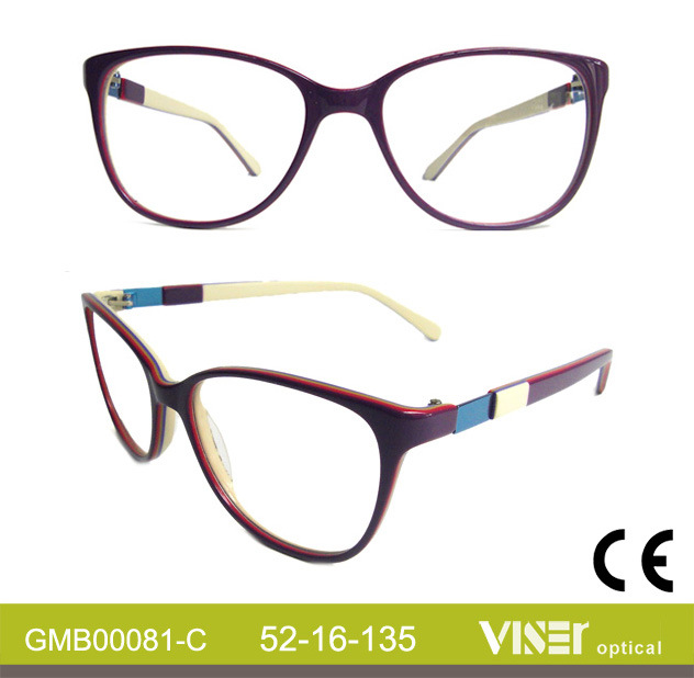 High Quality Acetate Optical Frames (81-A)