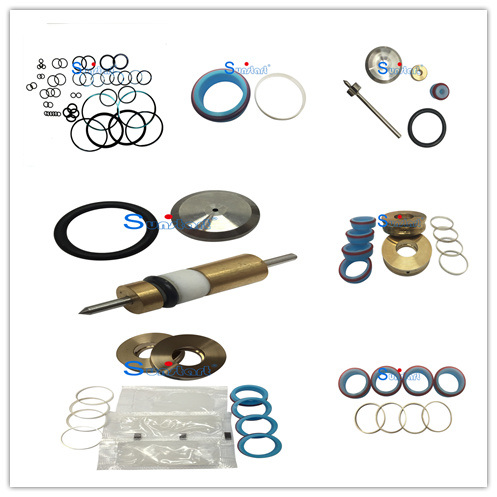 High Quality Waterjet Intensifier 60k Short Block Classic Performance for Flow Standard Waterjet Cutting Machine
