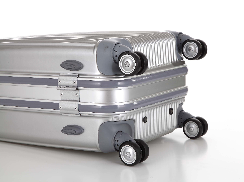 Good Quality New Design Aluminum Frame Travel Luggage (XHAF010)