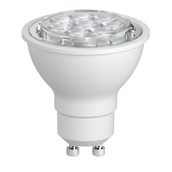 AC120V 230V Driverless 6W AC COB GU10 LED 2700k Dimmable LED Spot Light