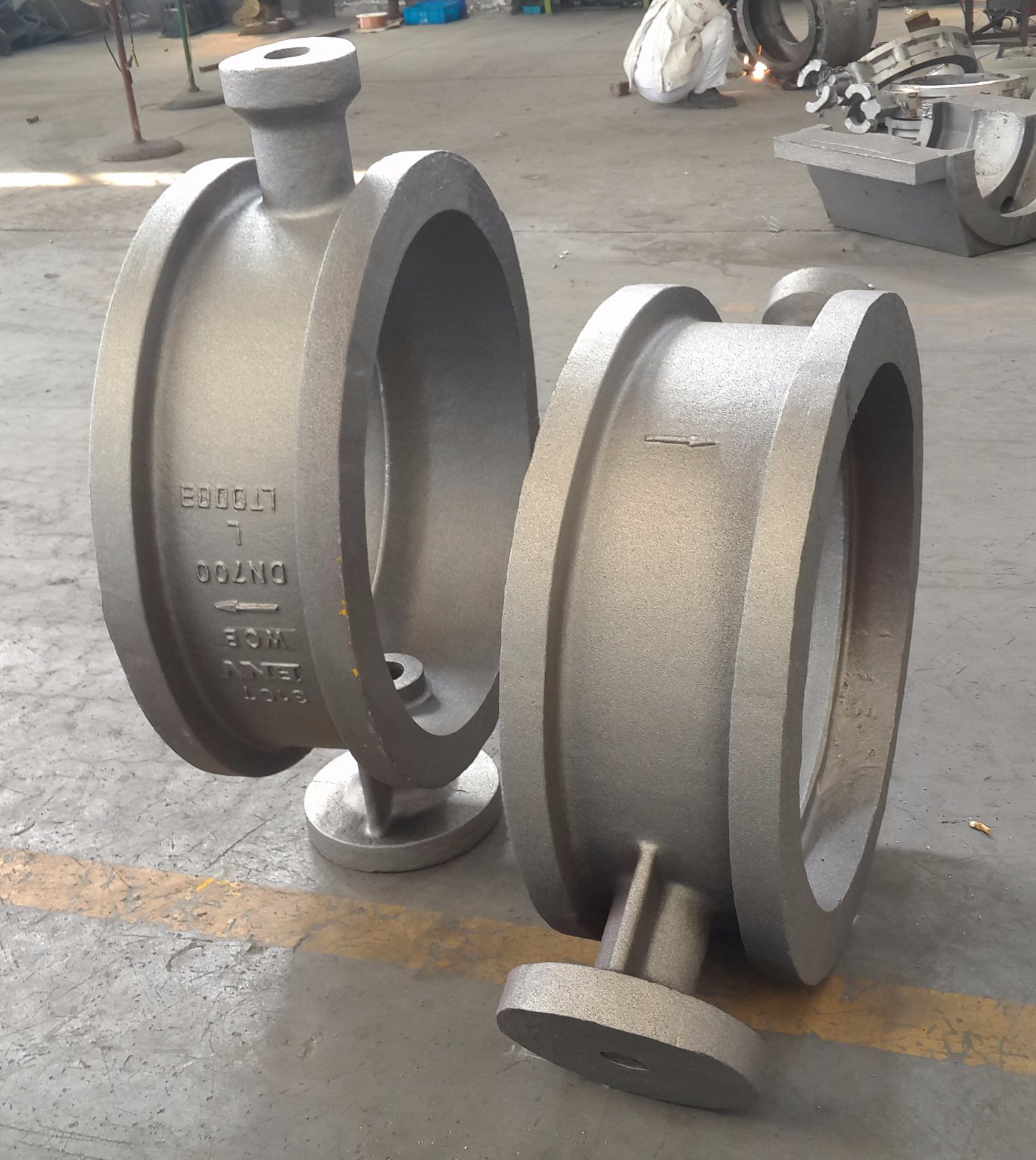 Pump and Valve Castings CNC Machining---a World Class Manufacturer (15 years experience, 20, 000 tons capacity)
