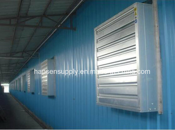 Ventilation Exhaust Fan Big Air Volume Energy-Saving Fan Shoes Factory Fan