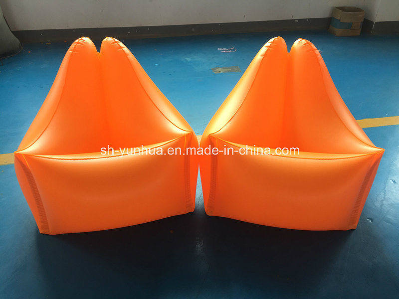 Inflatable Triangle Lounge Chair /Inflatable Adult Sofa