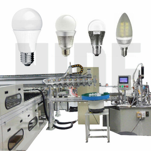 Automatic LED Strip Assembly Line