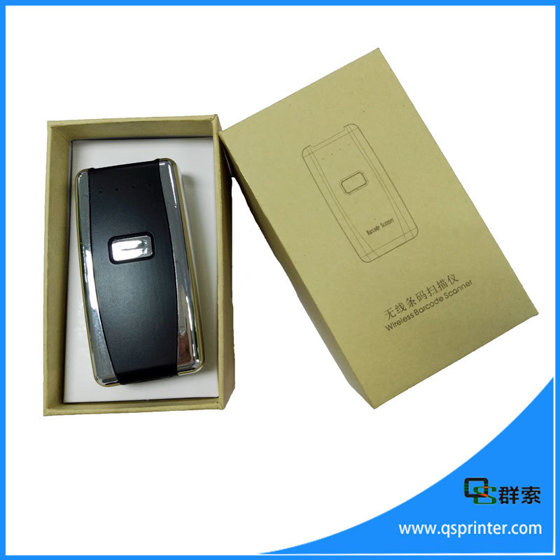 Wireless Supermarket Barcode Reader Bluetooth Barcode Scanner