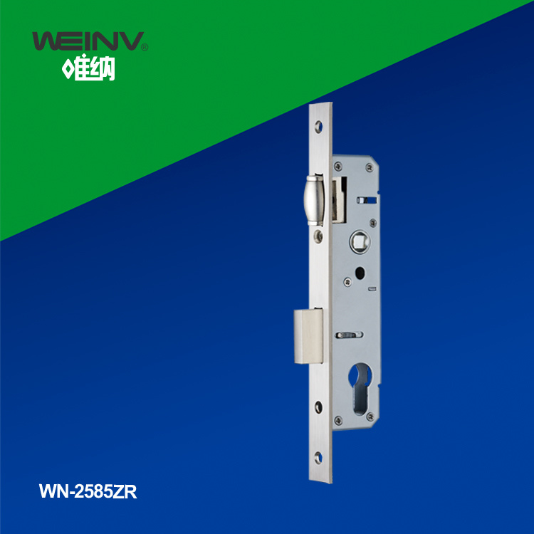Aluminum Mortise Lock Body 2585