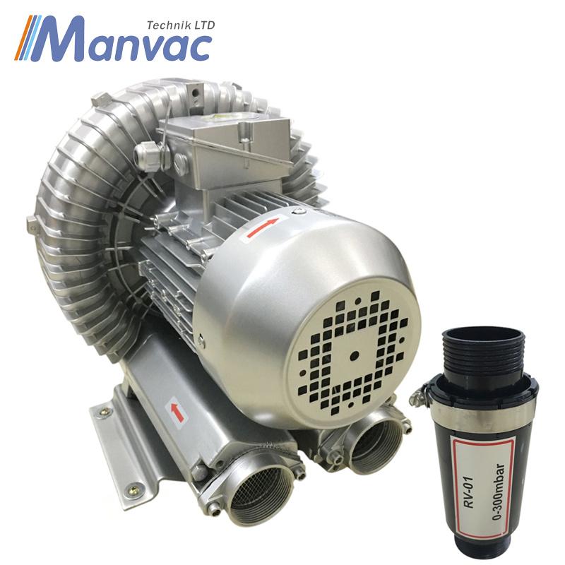 ISO/CCC/Ce/SGS 3HP Electric Fan Vacuum Pump