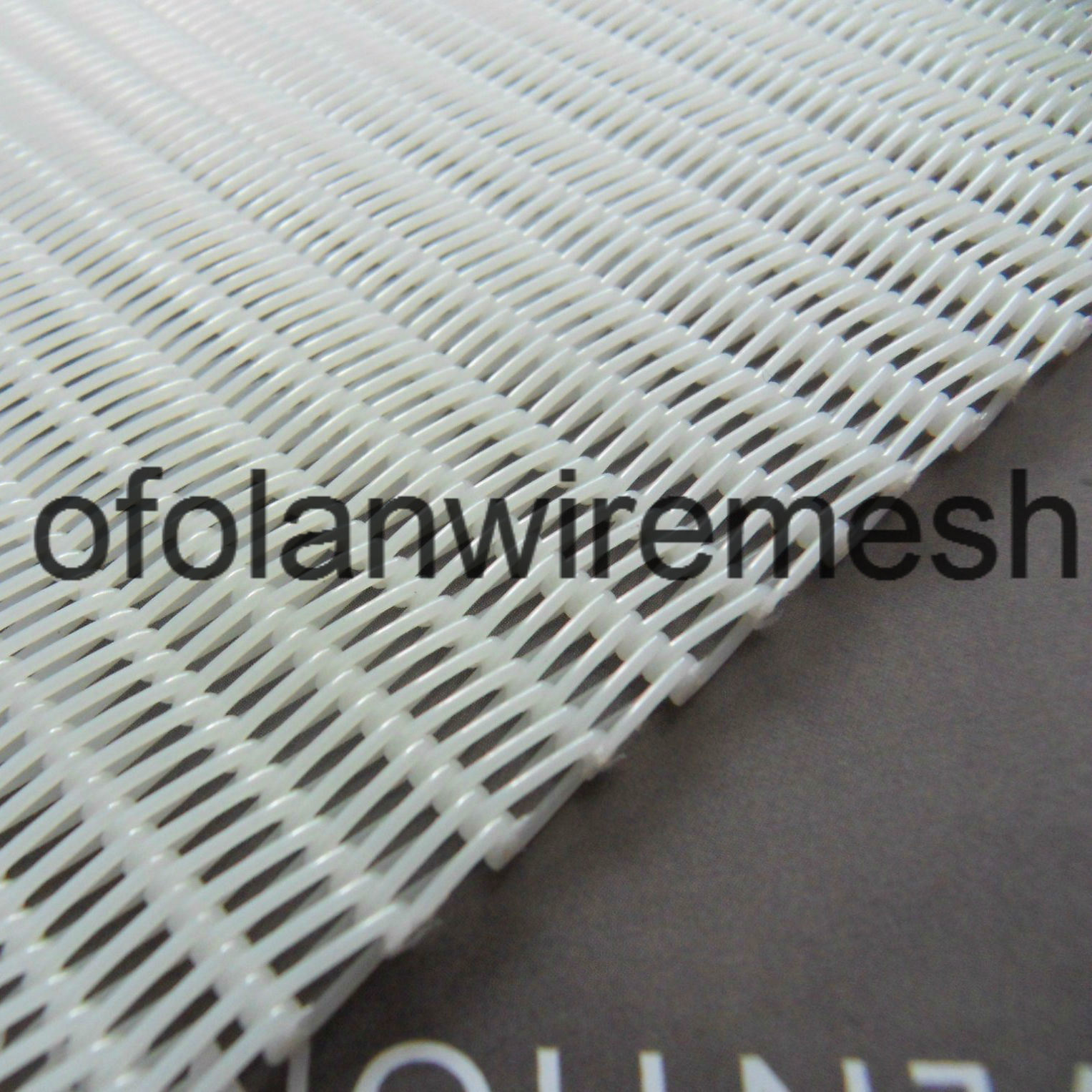 Polyester Filtering Blet for Industail Sludge Dewatering