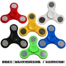 Hand Spinner with LED Lights