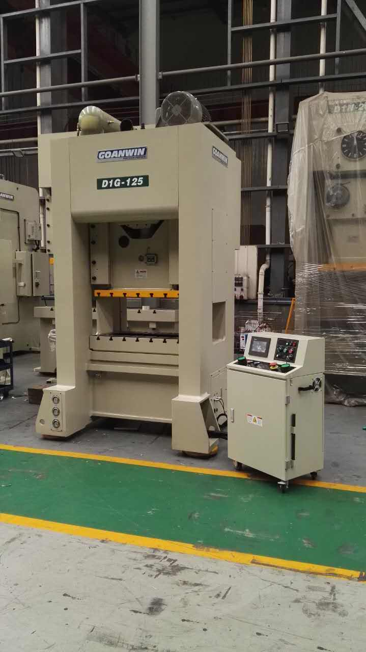 Single Crank High Speed Precision Power Press (D1G-125ton)