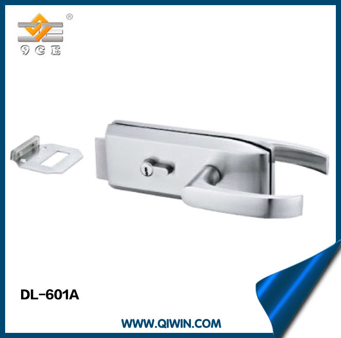 High Quality Zinc Alloy Glass Door Single Door Lock
