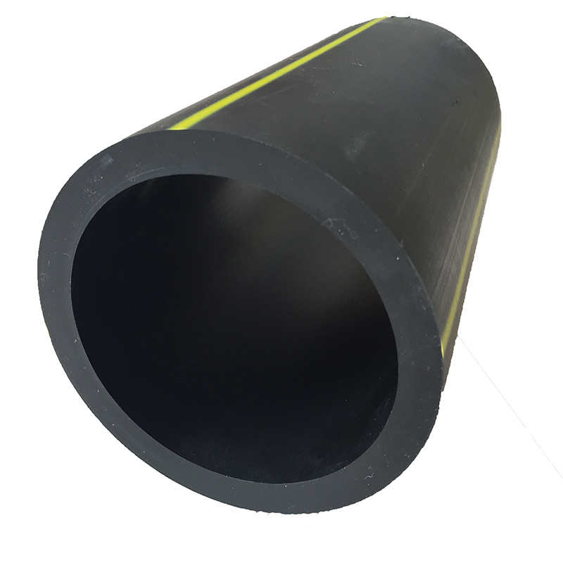 Professional Manufacturer Gas Plastic High Density Polyethylene Pipe