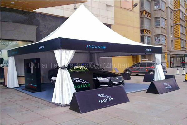 6X6m Pagoda Tent for Product Display