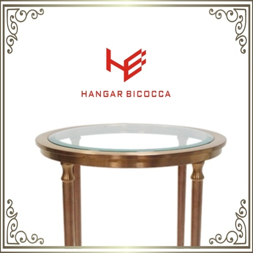 Corner Table (RS161202) Side Table Console Table Stainless Steel Furniture Home Furniture Hotel Furniture Modern Furniture Table Coffee Table Tea Table
