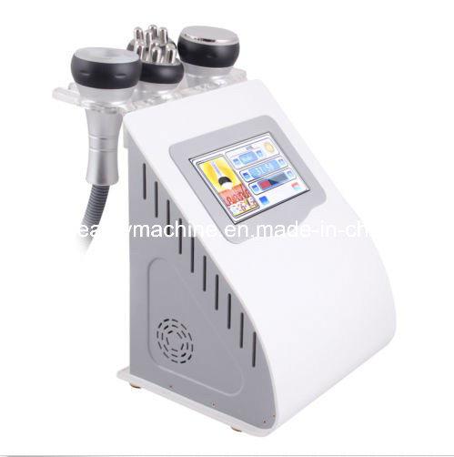 5 In1 Vacuum 40k Sextupole Tripolar RF Weight Loss Slim Photon Machine