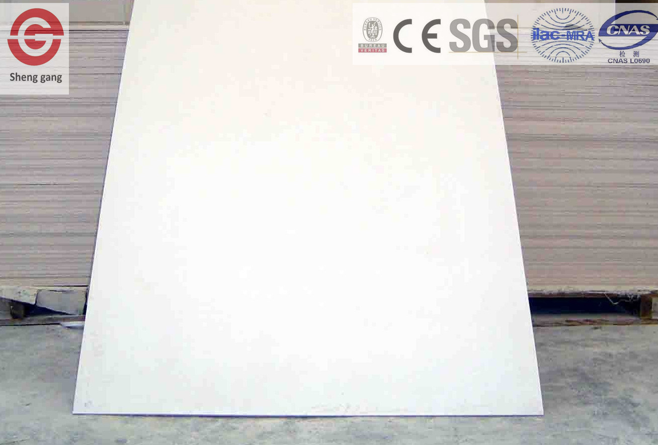 Fireproof Insulation Decorative Wall Board High Quality MGO Board