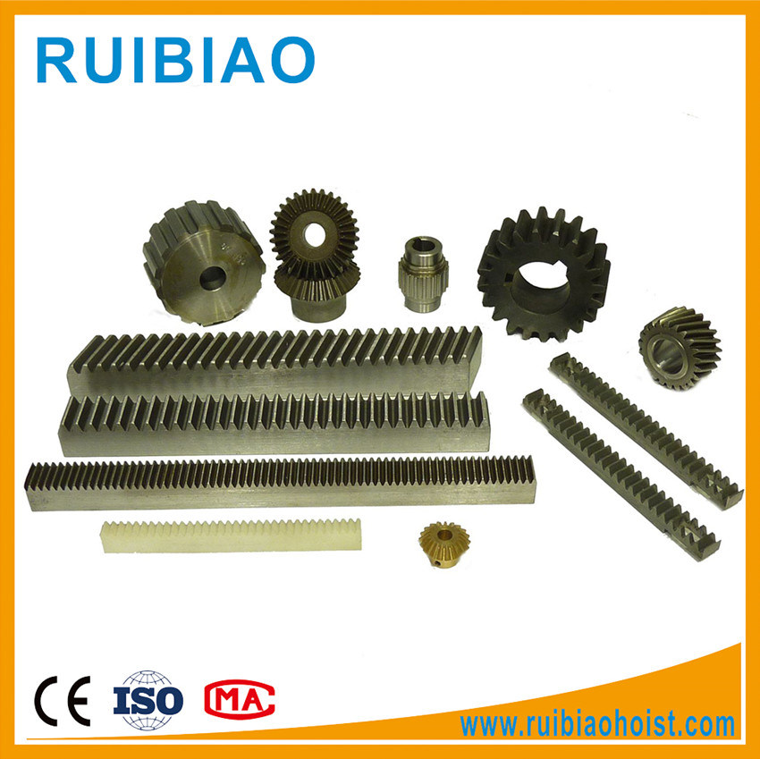Rack and Pinion Elevator Construction