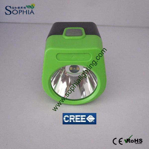 High Quality Cordless LED Headlamp with 3 Years Warranty