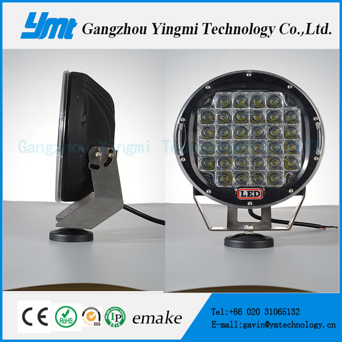 Ymt Round Driving Working Lamp 96W LED Work Lights
