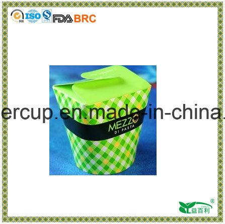 Matt Surface Biodegrade-PLA Hot Coffee Paper Cup