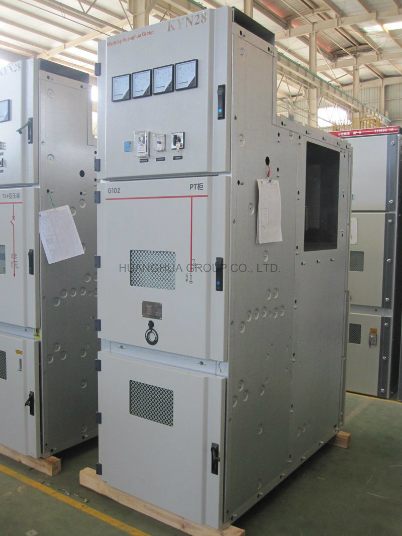 Cnhk Medium Voltage Mv Draw out Metal Clad Switchgear