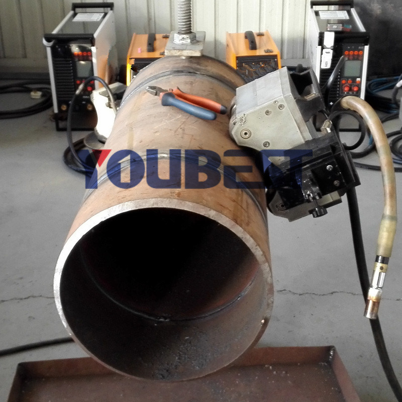 Pipe Elbow Automated Piping TIG/MIG/Mag Welding Machine