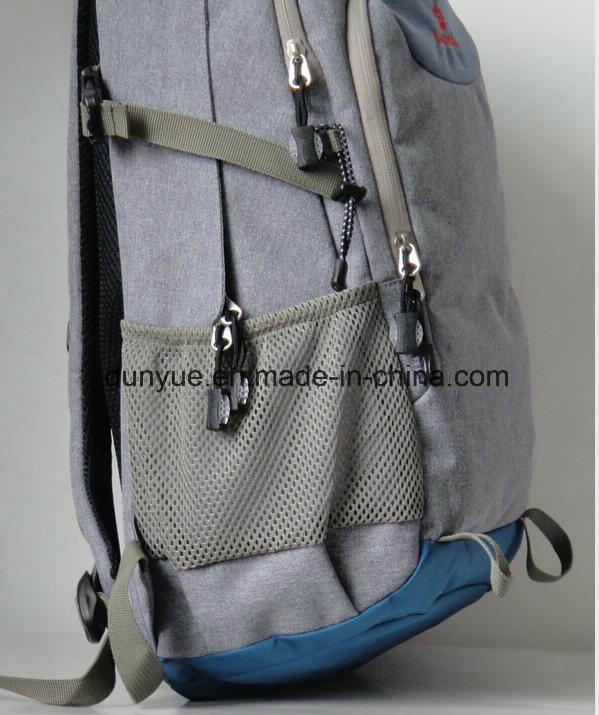 "China Supplier OEM Travel Notebook Hiking Backpack, Multi-Functional Promototion Nylon Laptop Backpack for 15.6"" Laptop"