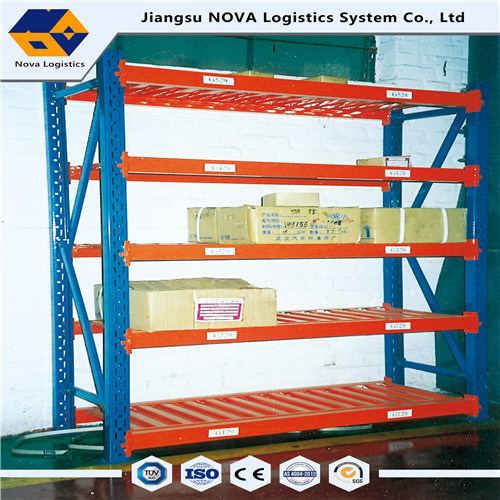 Electrastic Powder Coating Medium Duty Long Span Rack