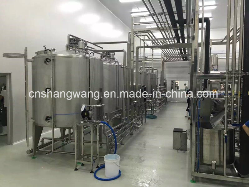 Complte Drinking Yogurt Production Line