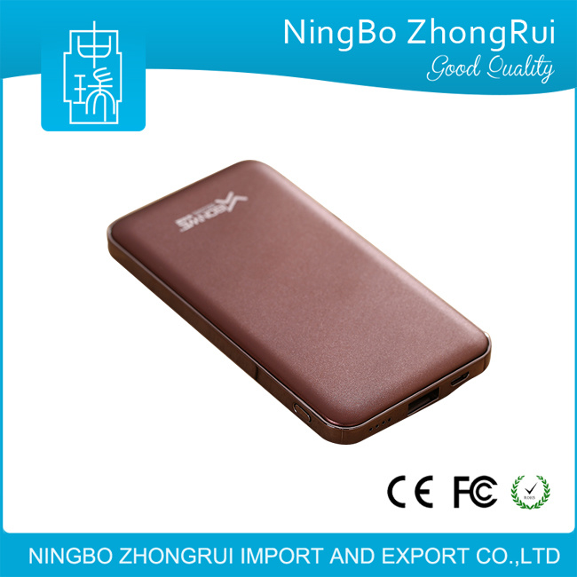 Wholesale High Quality Colorful Low Price portable Power Bank 7000 mAh Power Bank