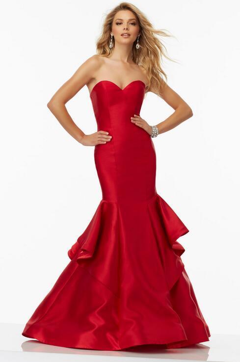 2017 Mermaid Evening Prom Bridesmaid Cocktail Dresses Pd9904