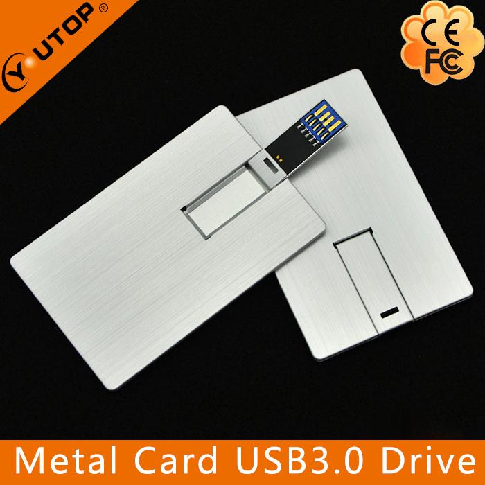 High Speed Credit Card USB3.0 Pen Drive (YT-3101-3.0)