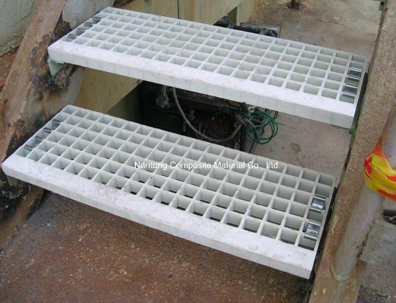 Fiberglass Stairs/FRP GRP Stairs/