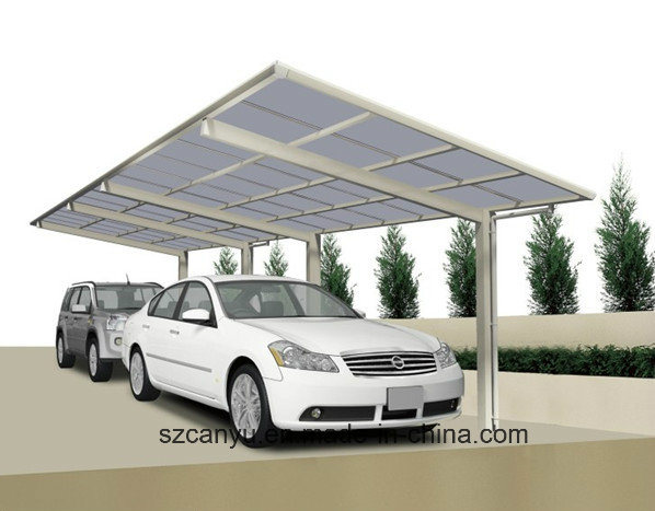 Customized Aluminiun Carport Janpe Style