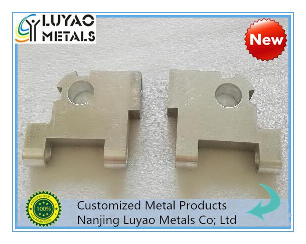 Aluminum 6061/6063/6082 Milling CNC Machining for Customized Design
