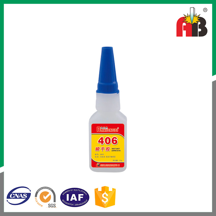 Dy-406 High Strength Instant Mini Super Glue for Lampshade
