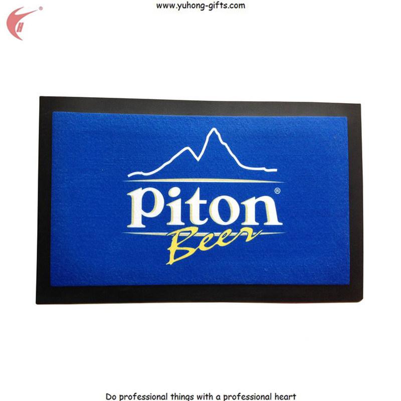 Nitrile Rubber Bar Mat Non Woven Bar Mat (YH-BM025)