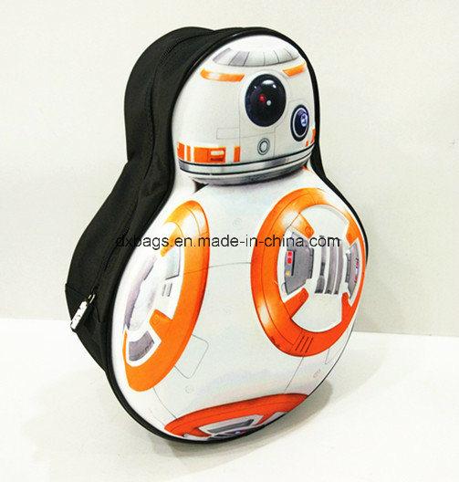 EVA Robot Teenager Leisure Backpack