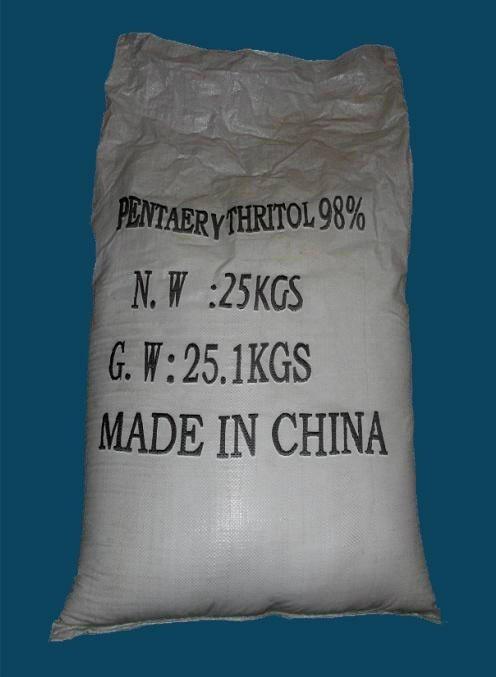 hot sales Pentaerythritol 98% min, CAS No.: 115-77-5