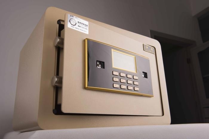 Laser Cutting Electronic Home Safe (JBG-250AJ)