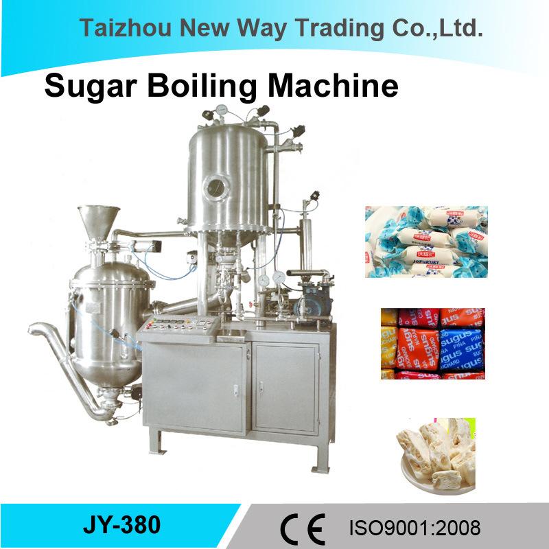 Air Agitation Vacuum Stirring Machine and Melting Machine/Boiling Machine for Candy