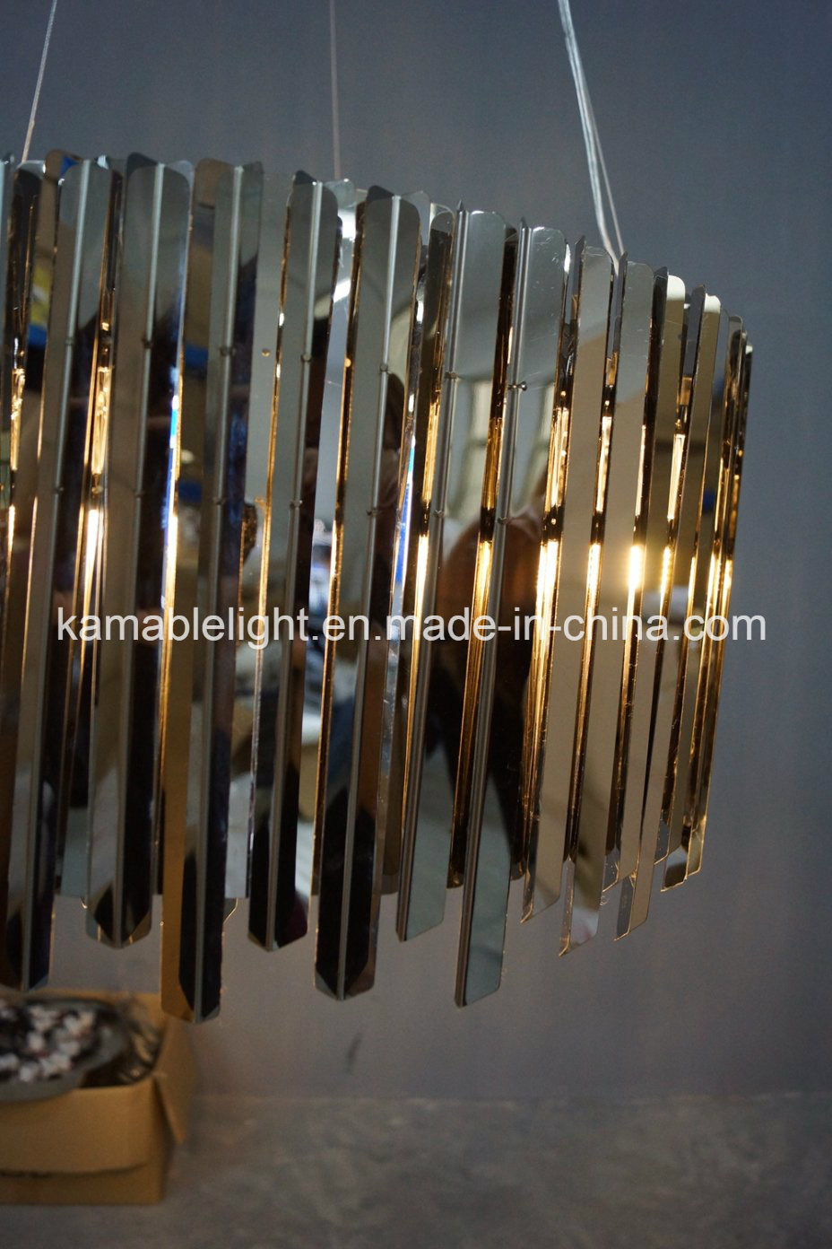 Fancy Restaurant Lighting Pendant Light (KA5222-100+60)