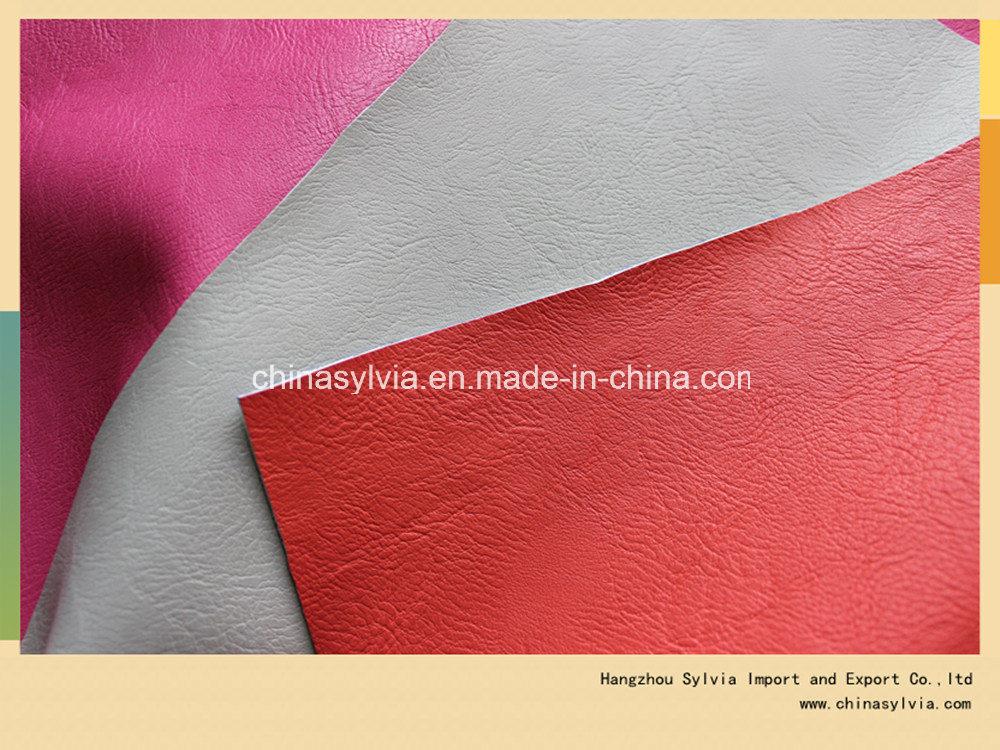 Fashion Design Saffiano Leather for Bag