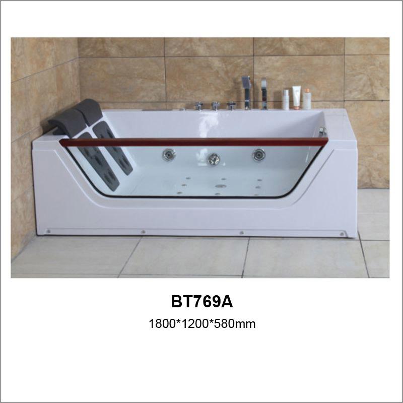 Indoor Portable Massage Bathtub
