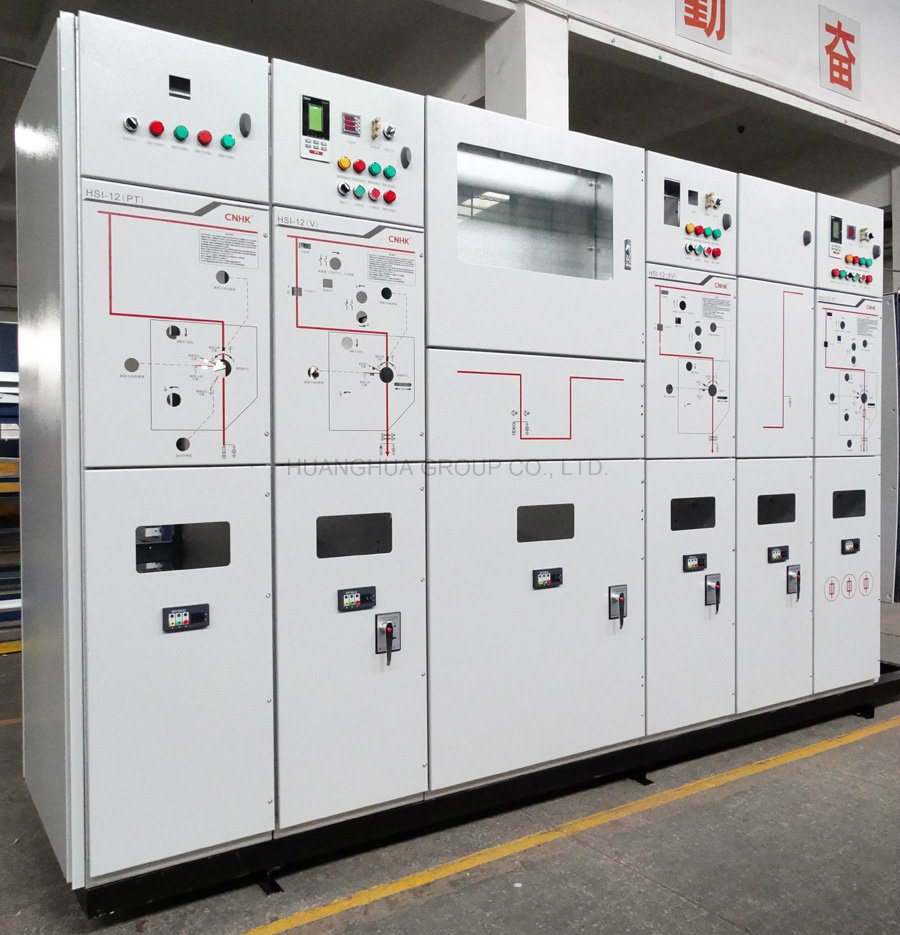 Hsiv Intelligent Compact Solid Insulated Electrical Switchgear
