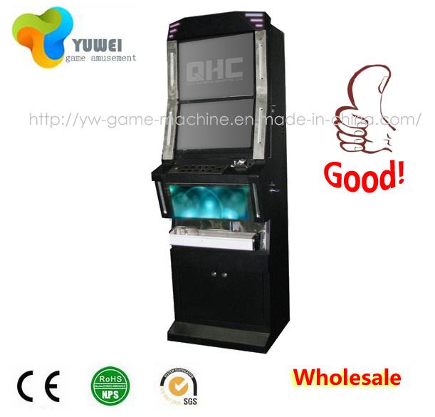 IR Jammer Entertainment Redemption Gambling Wheel of Fortune Game Machine